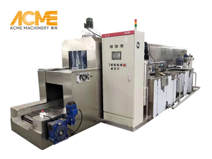 Through Type Hardware Ultrasonic Cleaning Machine