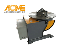 2T Capacity Table Top Rotary Welding Positioner