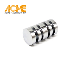 Round Back To Back Glass Shower Door Knobs